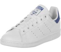 Stan Smith J W Schuhe weiß blau