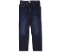 Ed-45 Loose Tapered Jeans coal wash