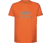 Basic T-Shirt orange