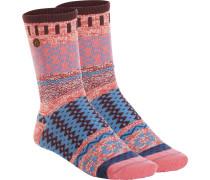 Inuit Ii Damen Socken pink