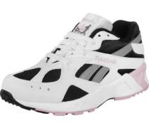 Aztrek Schuhe Herren schwarz weiß