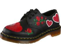 1461 Hearts Damen Schuhe schwarz