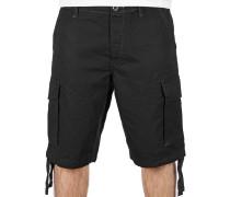 New Cargo Herren Shorts schwarz