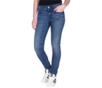 Lynn Mid Skinny Jeans Damen frakto medium aged