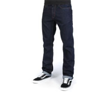 Trigger Straight Jeans raw blue