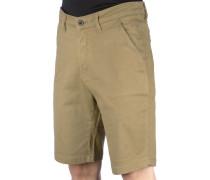 Flex Grip Chino Herren Shorts beige