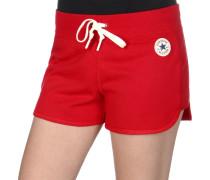 Core Shorts Damen rot