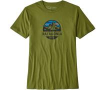 Fitz Roy Scope Herren T-Shirt grün