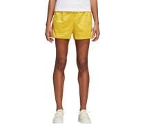 3 Stripes W Shorts gelb