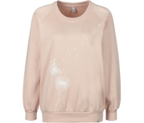Pusteblume Sweater Damen pink