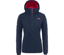 Quest Insulated W Winterjacke blau