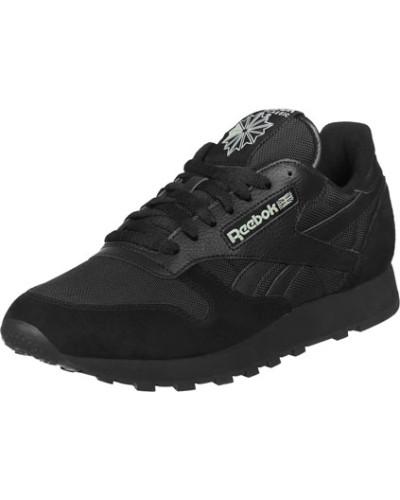 Reebok Herren Classic Leather Gid Running Schuhe schwarz schwarz Freies Verschiffen Große Diskont ZofVYrD5CE