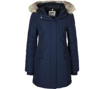 Technical Winterjacke Damen blau