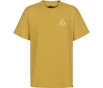 Triple Triangle Herren T-hirt gelb