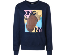 Cayler & on Crewneck A Dream Herren weater blau