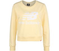 WT91585 Damen Sweater gelb