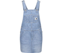 Bib W Kleid blue light stone washed