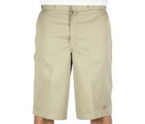 "13"" Multi Pocket Work Shorts beige"