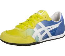 Serrano Schuhe gelb blau