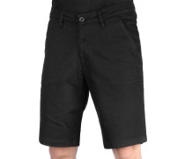 Flex Grip Chino Herren Shorts schwarz
