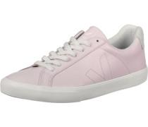 Esplar Low Leather W Schuhe pink