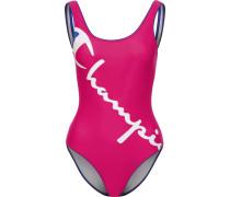 Damen Badeanzug pink