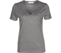 W T-Shirts T-Shirt grau grau