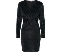 NMUriela Damen Kleid schwarz