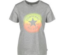 Ombre Crew W T-Shirt grau meliert