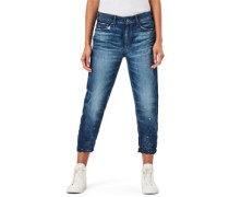 3301 Mid Boyfriend rp 7/8 W Jeans Damen medium aged EU