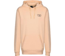 Full Patched Hoodie pink