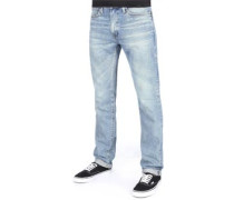 Ed-80 Slim Tapered Stretch Jeans blau