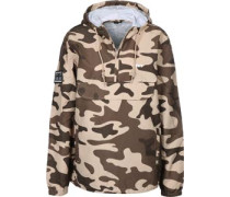 Crosstown Windbreaker camo