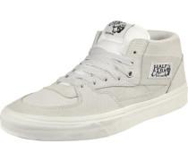 Ua Half Cab Schuhe weiß beige
