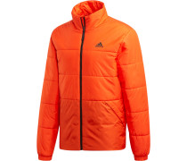 Bsc 3s Ins Herren Winterjacke orange