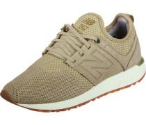 Wrl247 Damen Schuhe beige