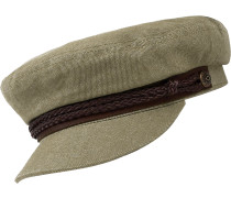 Fiddler Cap Hut beige