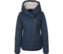 Gordon W Winterjacke blau