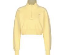 WT01524 Damen Sweater gelb