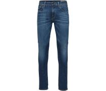 Shnslim-leon 1435 Herren Jeans blau