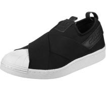 Superstar SlipOn Schuhe schwarz weiß