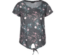 AOPKnot Damen T-Shirt grau