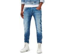 3301 Slim Jeans Herren lit aged EU