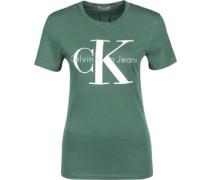 Shrunken True Icon W T-Shirt grün