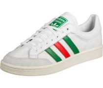 Americana Low Schuhe weiß