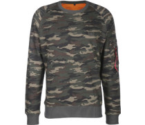 X-Fit Baic weater woodland camo 65