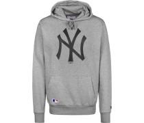 Mb Team ogo Ny Yankees Herren Hoodie grau meiert