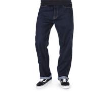 Pensacola Straight Jeans Herren rinsed EU