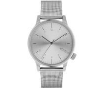 Winston Royale Uhr silber