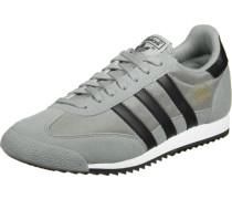Dragon Og Schuhe grau silber schwarz